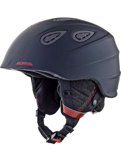 Alpina Grap 2.0 L.E. - Casco de bicicleta - azul